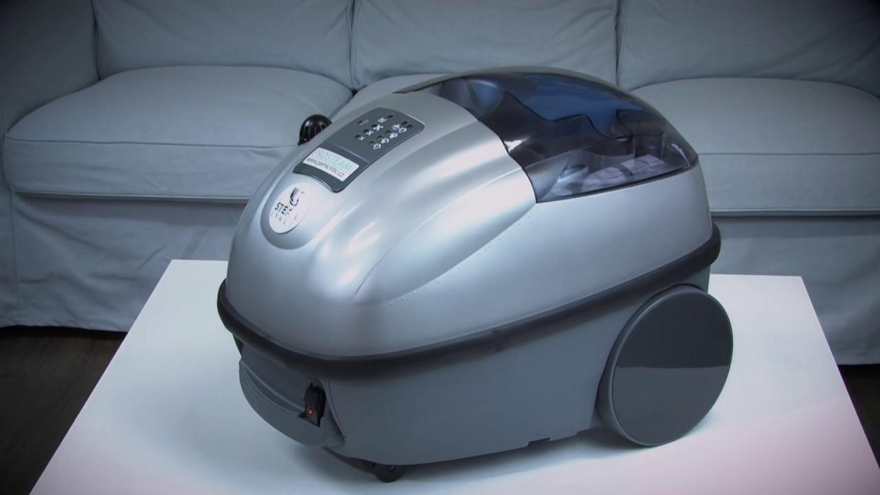 curatare tapiterie interior auto cu aburi 3000d Id plus steam cleanning steam italy